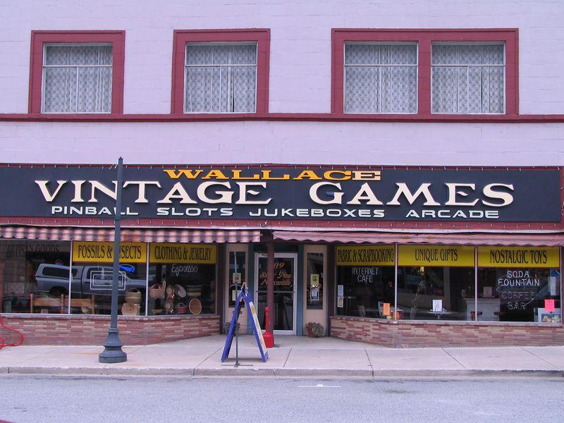 wallace 2009-2